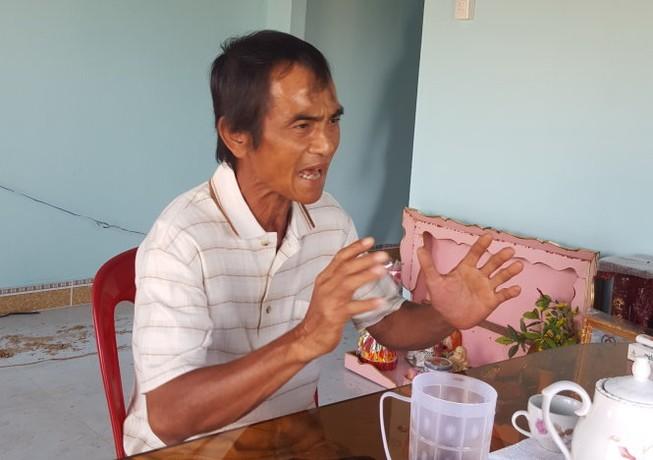Huỳnh Văn Nén và mùa xuân đầu tiên trong ngôi nhà mới