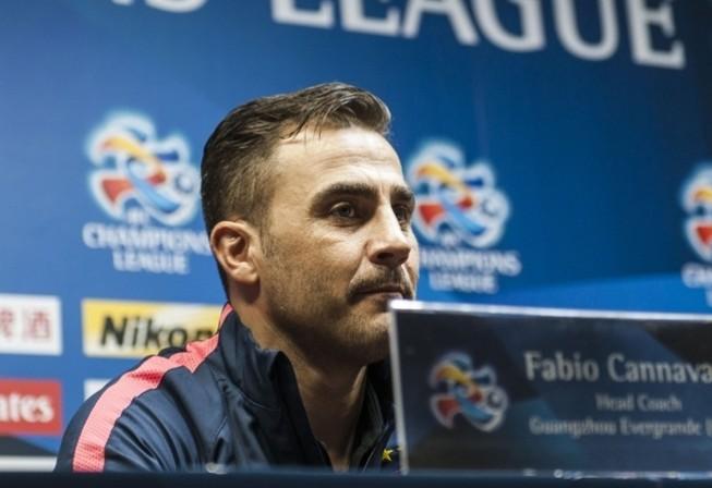 Cannavaro lại bị sa thải