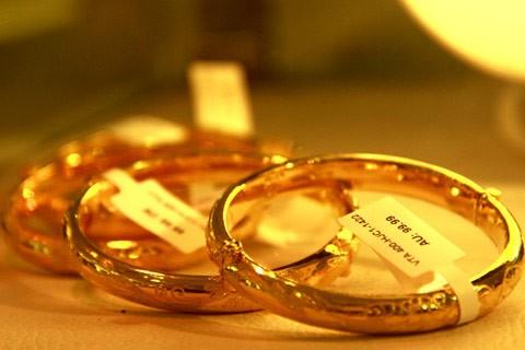 Giá vàng tăng đột biến, vượt 1.260 USD/ounce