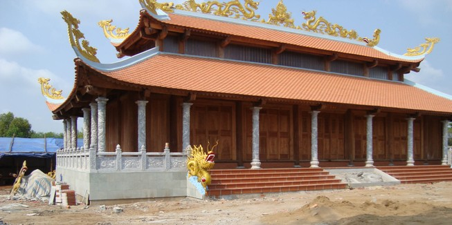 Thông tin mới về vụ nhà thờ tổ của Hoài Linh