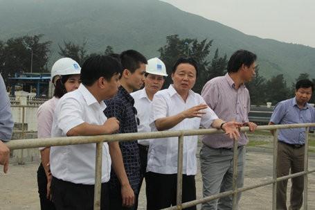 Bộ trưởng Bộ TN&MT Trần Hồng Hà: 'Tôi nhận khuyết điểm'