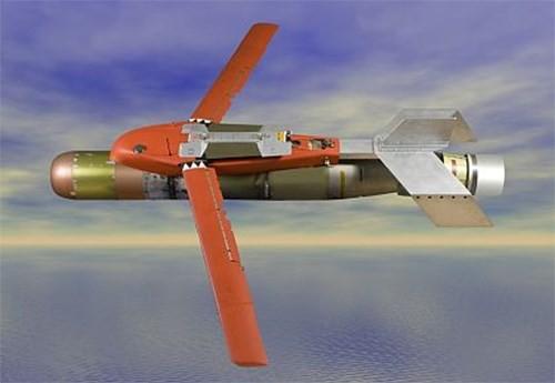 Boeing lần đầu tiên giới thiệu tên lửa chống ngầm thế hệ mới