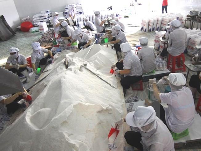 Công bố chất lượng muối ăn ở biển miền Trung sau vụ cá chết