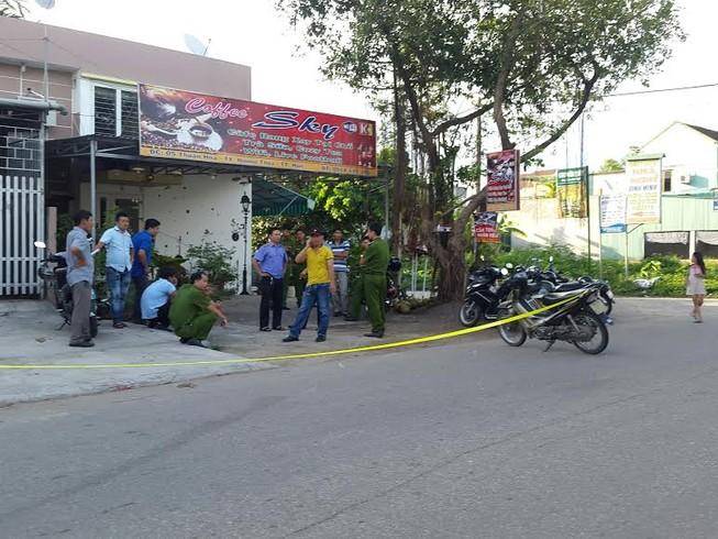 Người đàn ông Trung Quốc đâm trọng thương nữ chủ quán cà phê