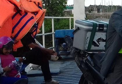TP.HCM lo chìm tàu, lật đò trong cao điểm mùa mưa bão