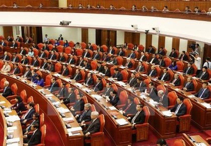 Trung ương nghe báo cáo về dự thảo Quy định thi hành Điều lệ Đảng