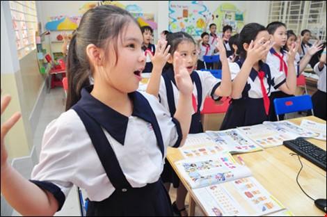 Xây dựng lộ trình để tiếng Anh trở thành ngôn ngữ thứ 2 của Việt Nam