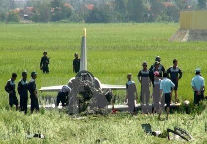 Bộ Quốc phòng thông tin chính thức vụ rơi máy bay tại Phú Yên