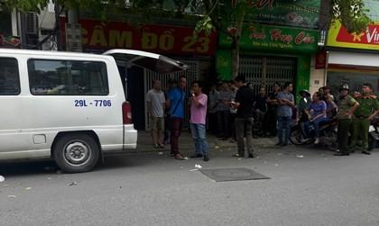 Hà Nội: Tân sinh viên tử vong với nhiều vết đâm trên ngực