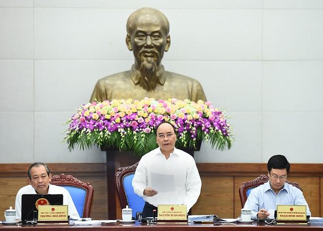 Thủ tướng: 'Tài sản công là mồ hôi công sức của nhân dân'