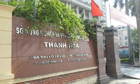 1 sở có 8 phó giám đốc ở Thanh Hóa: Thủ tướng yêu cầu kiểm tra