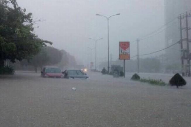Cảnh báo: Hà Tĩnh-Quảng Bình đối mặt trận lũ lịch sử