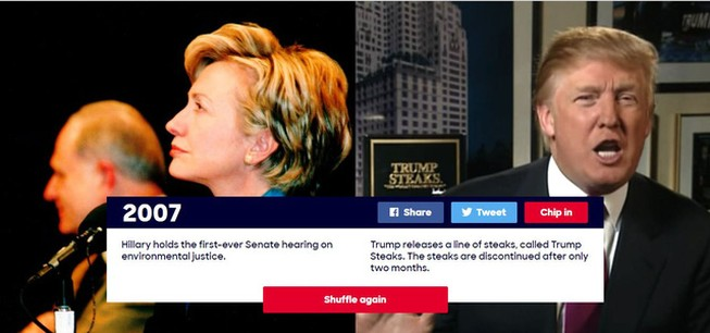 Clinton - Trump và những 'điều khác biệt'