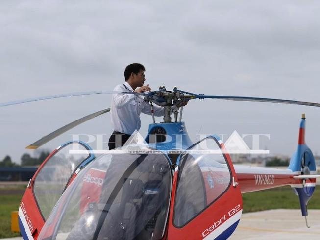 Đã xác định khu vực máy bay trực thăng rơi ở núi Dinh