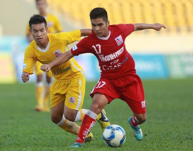 U-21 Hà Nội T&T có trận thắng thứ hai