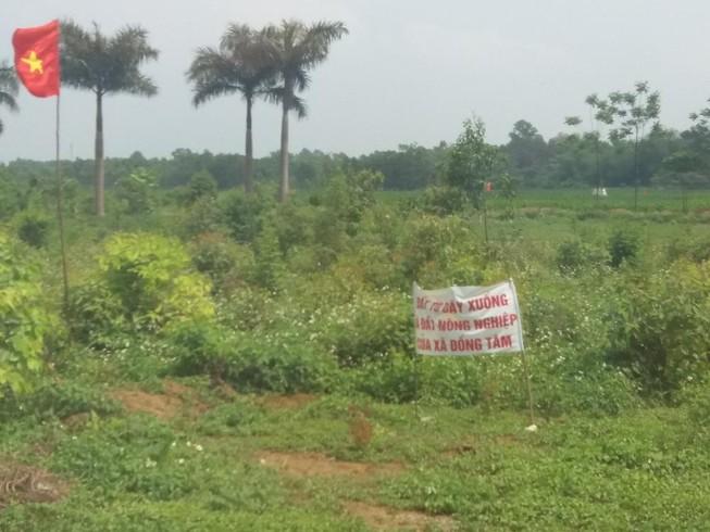 Vụ Đồng Tâm: Dừng dự án, thanh tra toàn bộ đất Miếu Môn