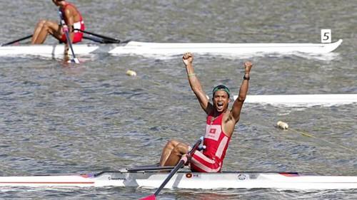 Rowing Việt Nam ra quân thắng áp đảo
