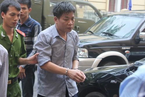 Nguyên Phó ban tổ chức Cầu Giấy thuê giết người 'có nhiều tình tiết giảm nhẹ'