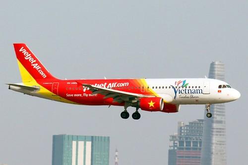 Vietjet có thêm máy bay A-320
