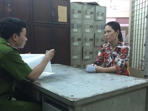Trộm vàng ở Nha Trang, bị đón bắt ở TP.HCM