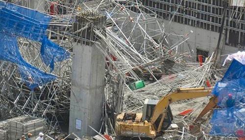 Chất lượng giàn giáo trong xây dựng: chẳng ai quan tâm