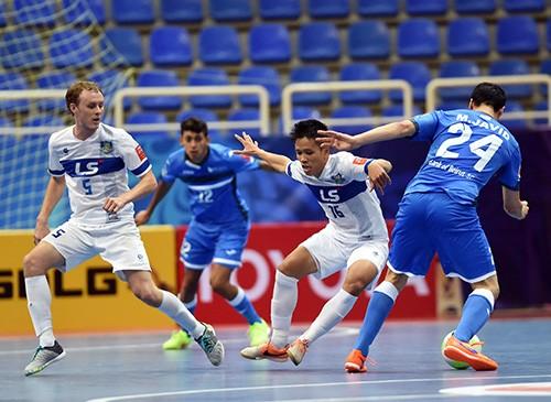 Tứ kết giải Futsal C1 châu Á: Thái Lan gây sốc vì... bị loại