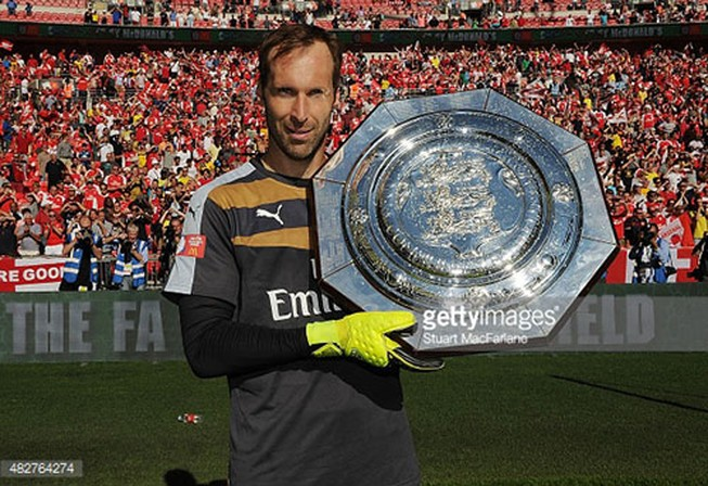 Hạ Chelsea 1-0, Arsenal nâng cúp Community Shield