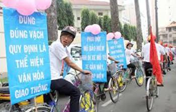 Đà Nẵng phát động giải báo chí về văn hóa giao thông