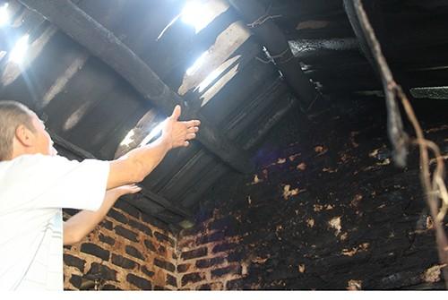 Bí ẩn: căn nhà tự bốc cháy 15 lần trong tuần?
