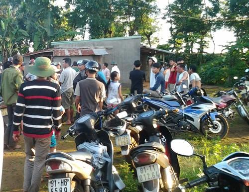 Gia Lai: Một hung thủ chém 4 người chết, nhiều người đi cấp cứu