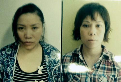 Xét xử hai bị cáo mua bán trẻ ở chùa Bồ Đề