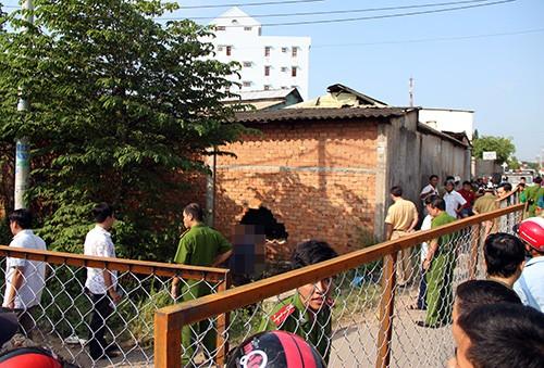 Clip bị truy đuổi, ba thanh niên tông vào tường nhà thương vong