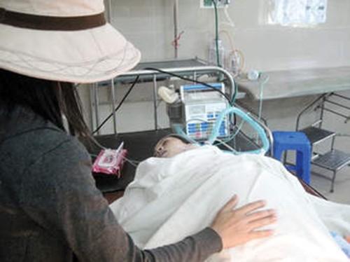 Nhập viện sinh con mới biết mình có thai