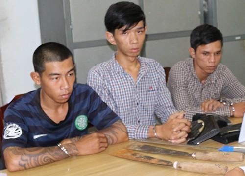 Ba nghi can cướp giật ở Cần Thơ bị bắt