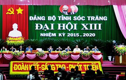 Bộ Chính trị hoan nghênh thái độ cầu thị của Sóc Trăng