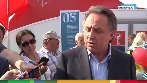 Người đứng đầu cơ quan chống doping Nga từ chức