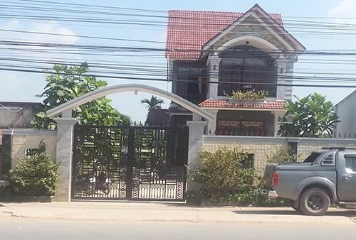 Bí thư huyện Đức Hòa thông tin chi tiết vụ nổ súng tại nhà