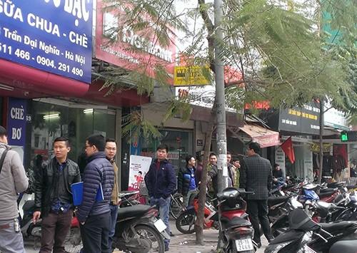 Một chi nhánh ngân hàng Agribank nghi bị cướp