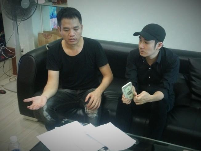 Ca sĩ Quang Hà tố bị lừa lấy giấy tờ căn nhà ở Phú Nhuận