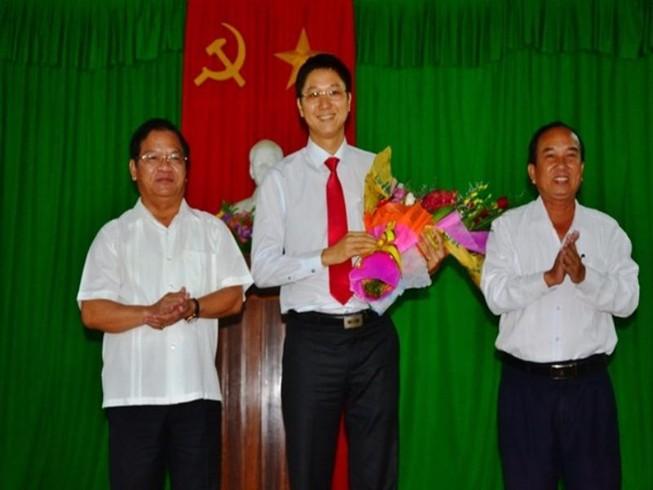 Quảng Ngãi có Bí thư Huyện ủy 33 tuổi