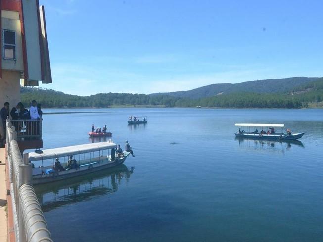 Thủ môn đội Lâm Đồng đuối nước ở hồ Tuyền Lâm
