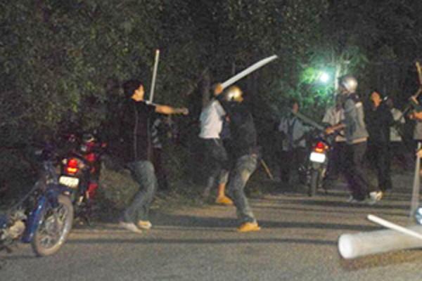 Khởi tố vụ hỗn chiến đêm giao thừa ở Đắk Lắk