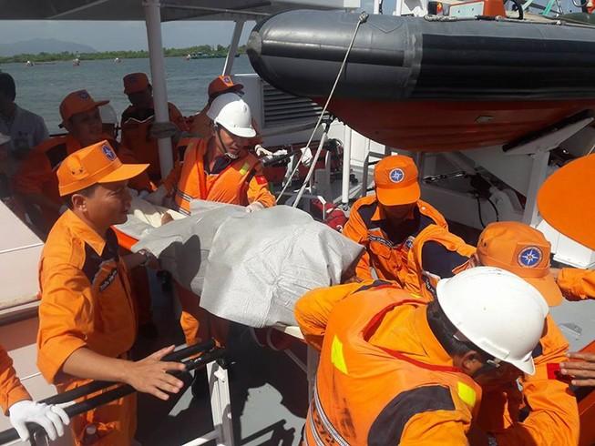 Thuyền trưởng kể vụ nổ tàu ngoài biển Vũng Tàu