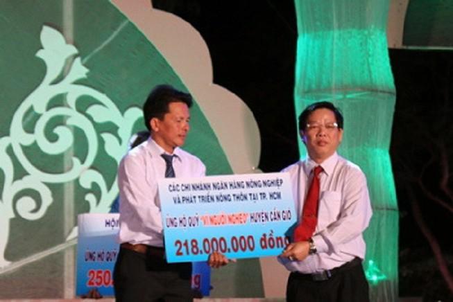 Agribank chung tay giúp đỡ người nghèo huyện Cần Giờ