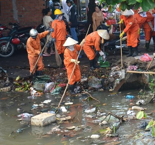 Trở thành công dân yêu môi trường