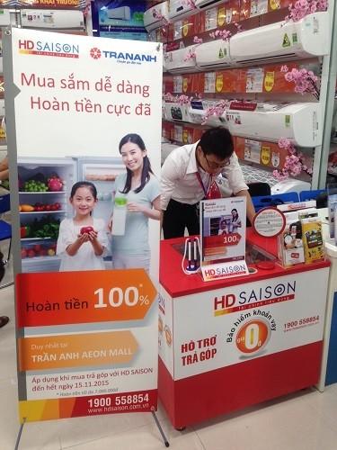 Ngày càng nhiều người chọn vay tiêu dùng để mua sắm