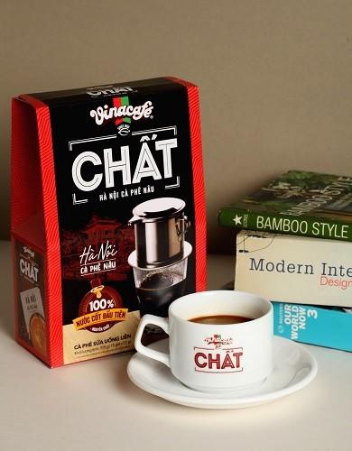 Cà phê nâu Hà Nội, tinh túy từ văn hóa ẩm thực