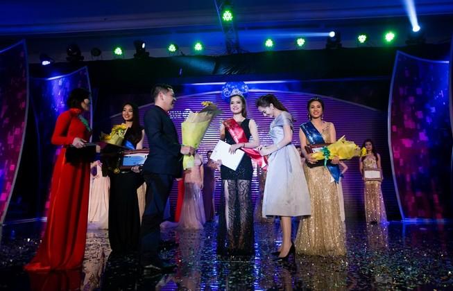 Chung kết cuộc thi Miss Viet Capital Bank 2015
