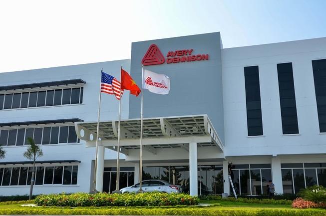 Avery Dennison RBIS khai trương nhà máy tại Long An