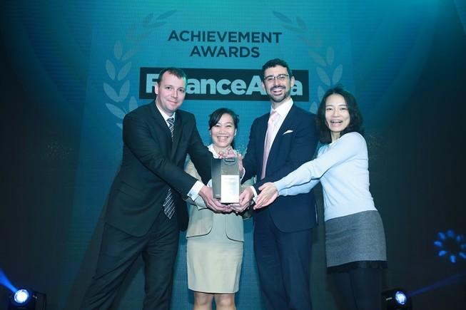 Home Credit nhận giải thưởng danh giá của FinanceAsia